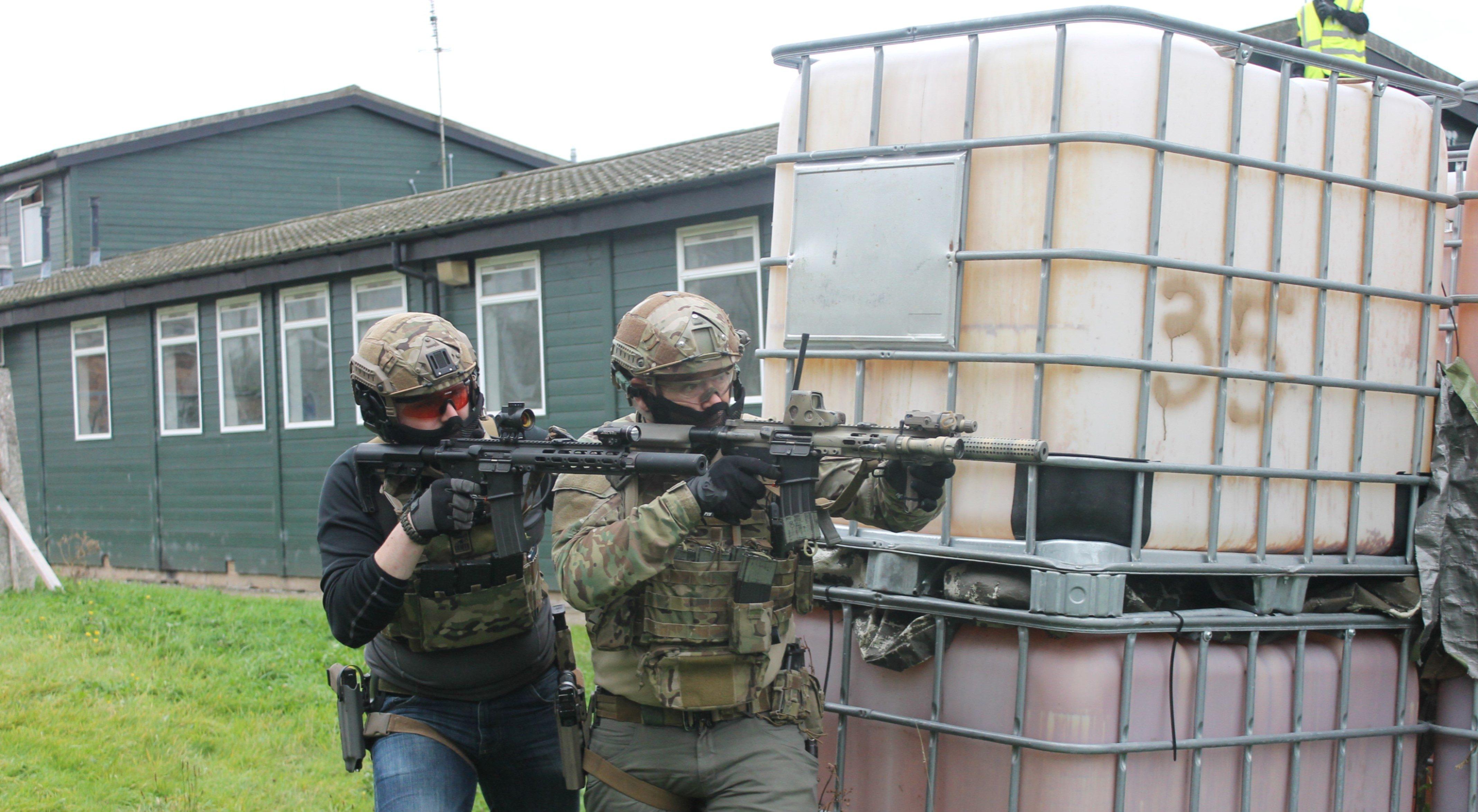 airsoft guns games land